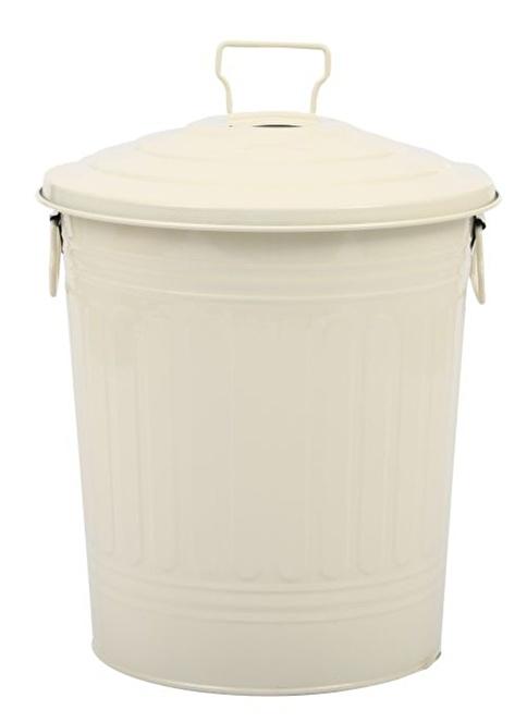 Fidex Home Çöp Kovası Krem